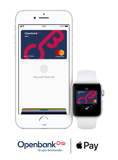 Apple Pay Mobile Pay with Openbank