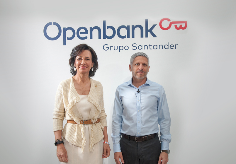 New Openbank, first Spanish 100% online bank