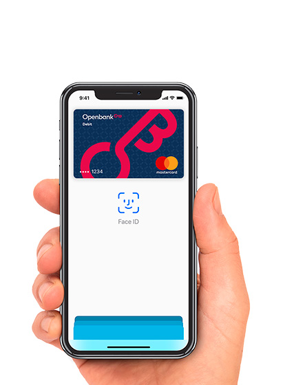 Apple Pay llega a Openbank