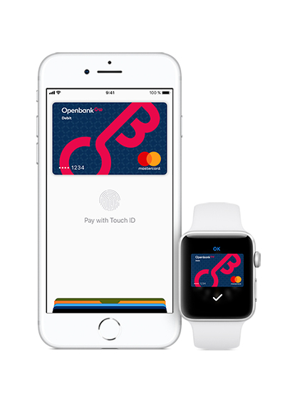 Easy Payments with Apple Pay