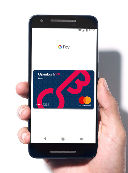 Mobile payment with Android Pay